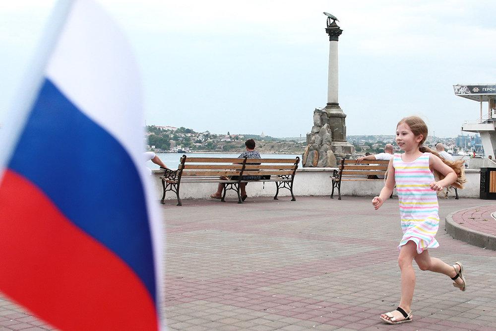 ВСША объяснили претензии Украины из-за Крыма страхом «быть посланной лесом»