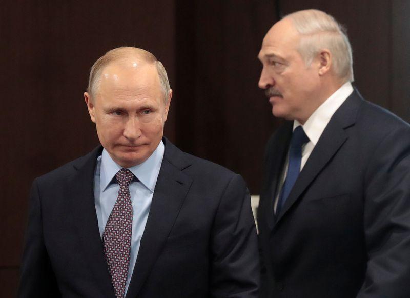 ВМинске заявили остратегической победе Путина впереговорах сЛукашенко