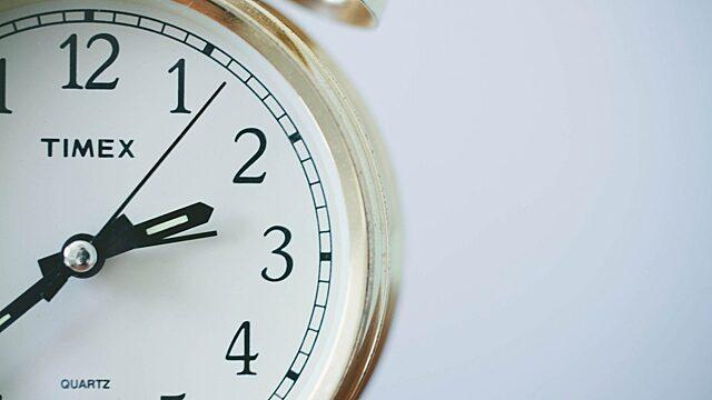 Почему с возрастом меняется ощущение времени