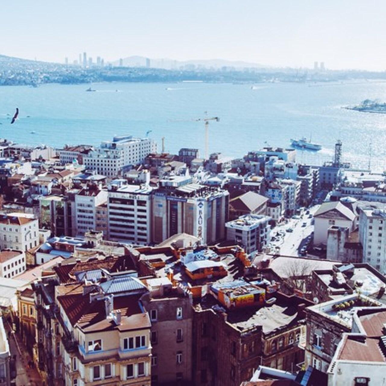 Работа в турции как найти налог на доход в германии