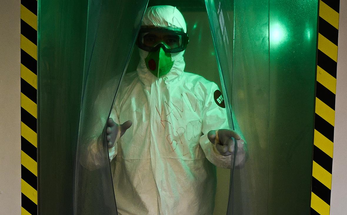 ВСША начали испытания лекарства отCOVID-19