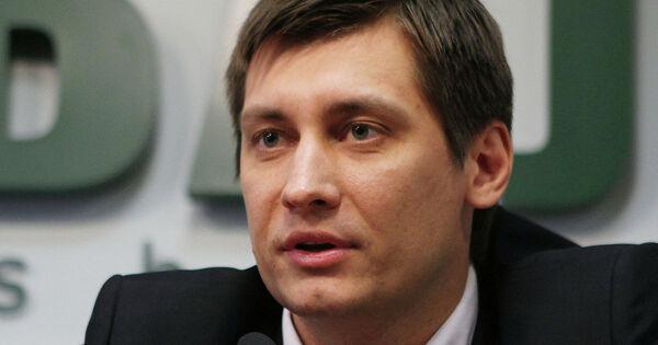 Тете Дмитрия Гудкова предъявили обвинение поделу онанесении ущерба намиллион рублей