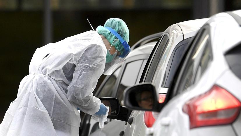 ВФинляндии объявили начало четвертой волны коронавируса