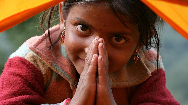 Защитный барьер: почему жест «намасте» обладает невероятной силой