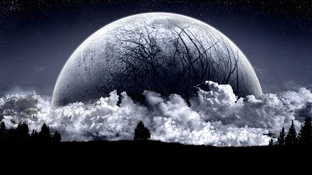 Полнолуние: приметы и суеверия