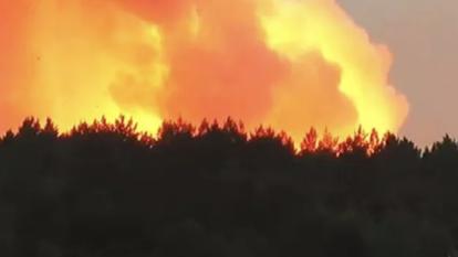 На оборонном предприятии в Сербии произошли взрывы