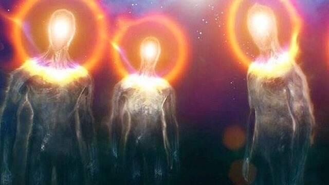 Кто встречает души умерших людей на том свете