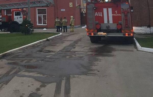 Спасавшая пациентов в Рязани медсестра получила 75% ожогов тела