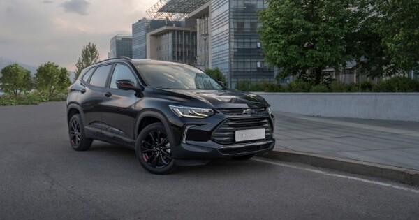В Казахстане начался выпуск нового Chevrolet Tracker