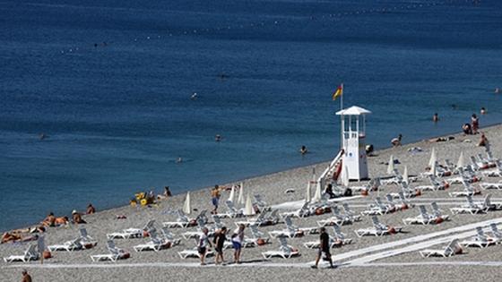 Туристов предупредили об опасности пляжей Турции
