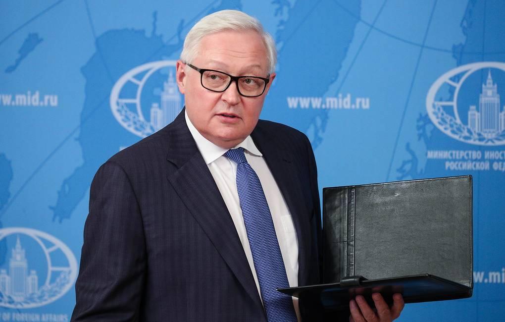 МИД РФ: Украина стала сообщающимся сосудом Запада