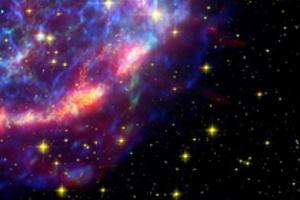 На нейтронных звездах обнаружили микроскопические горы