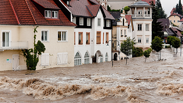 Какие планеты запустили наводнение в Европе