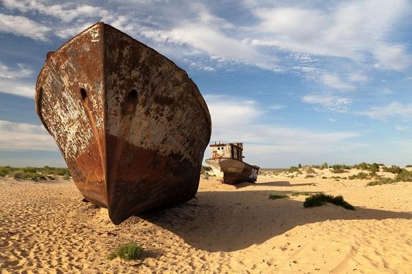 Загадка Аральского моря: куда оноделось — Рамблер/путешествия