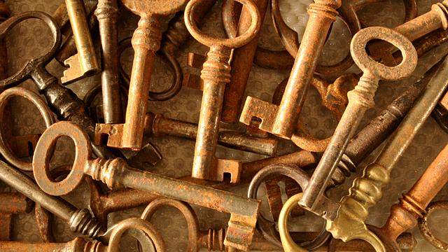 Магические свойства ключей