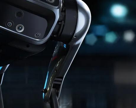 Xiaomi has released a robotic dog