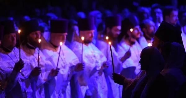 Священник вМоскве избил прихожанина накануне Пасхи