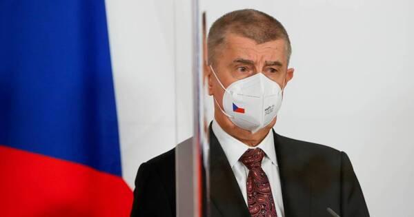 История совзрывами воВрбетице вызвала раздор вправительстве Чехии
