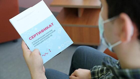Эксперты усомнились во взаимном признании ковид-паспортов между РФ и Евросоюзом