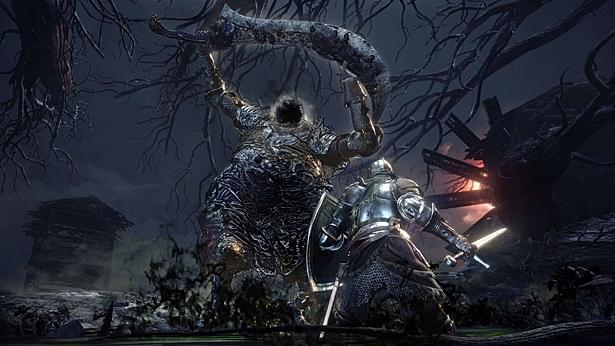 Для Dark Souls III вышел новый мод
