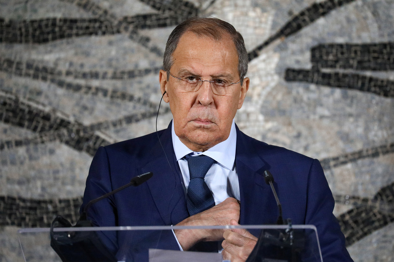 Лавров вспомнил КВН, комментируя слова Зеленского овойне сРФ