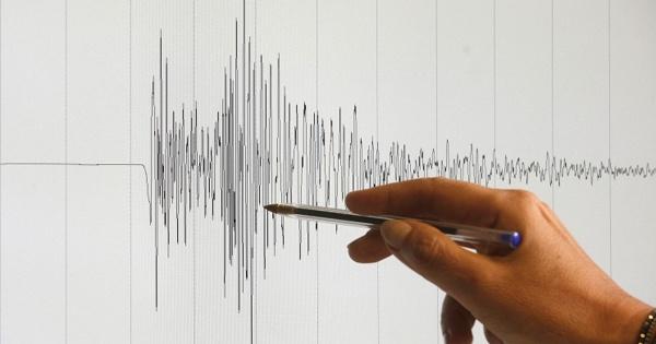 Уберегов Японии произошло землетрясение магнитудой 5,0