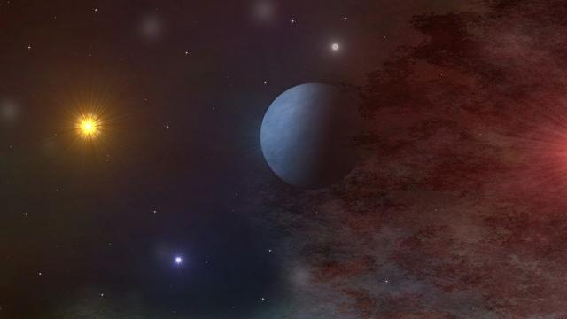 Отвечающие за фотосинтез вещества были найдены в атмосфере Венеры