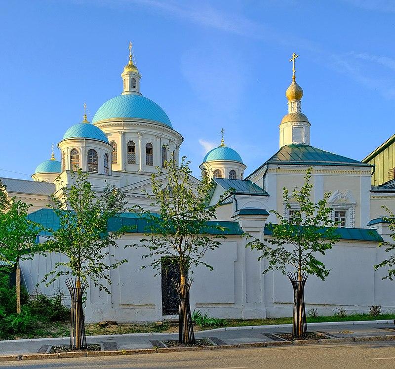 Власти Татарстана намерены воссоздать весь комплекс Казанского Богородицкого монастыря