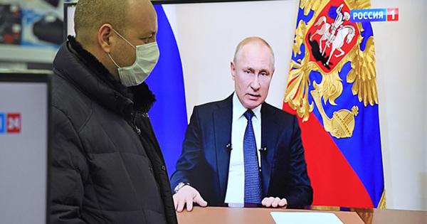 Кремль отказался от новых мер поддержки бизнеса и населения
