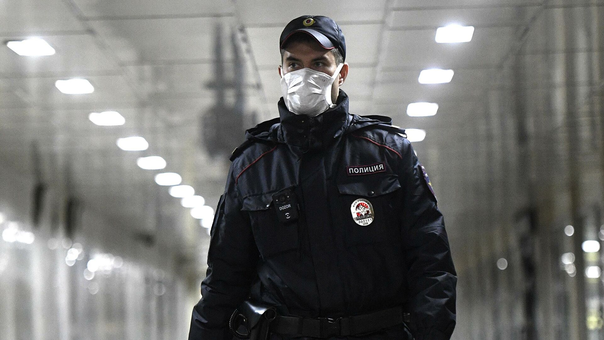 Россиянин получил три штрафа зачужие нарушения вметро Москвы