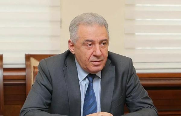 Глава Минобороны Армении ушёл вотставку