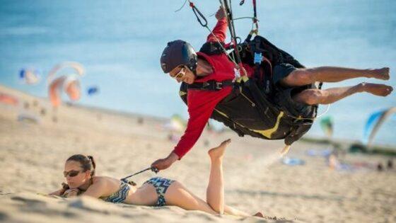 Как не спугнуть мужчин на пляже своим нарядом
