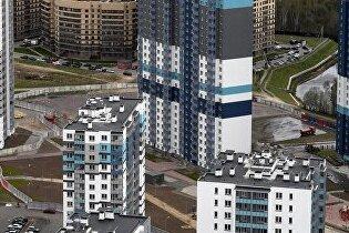 Названы российские регионы, лидирующие по вводу жилья