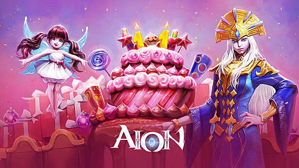 Aion празднует 11-летие серией ивентов с обновлением
