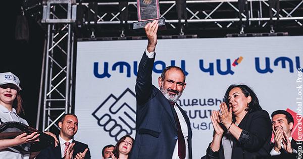 Армяне сдали свою страну