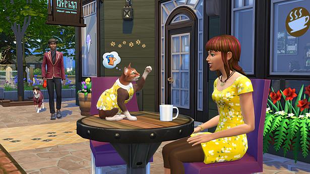 The Sims 4 стала временно бесплатной в Steam — скидки на игру и DLC