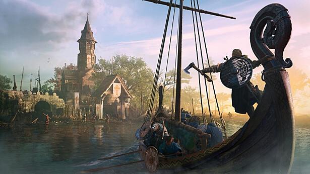 Assassin's Creed Valhalla обделили оригинальной озвучкой