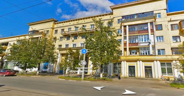 Обрушающийся ОКН на проспекте Кирова отремонтируют в Нижнем Новгороде