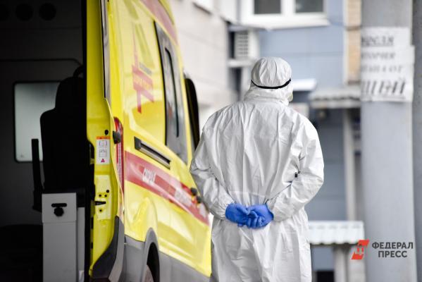 Неизвестные обстреляли машину «скорой» вЕкатеринбурге