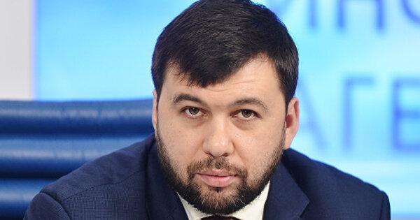 Глава ДНРзаявил оботсутствии прогресса напереговорах поДонбассу