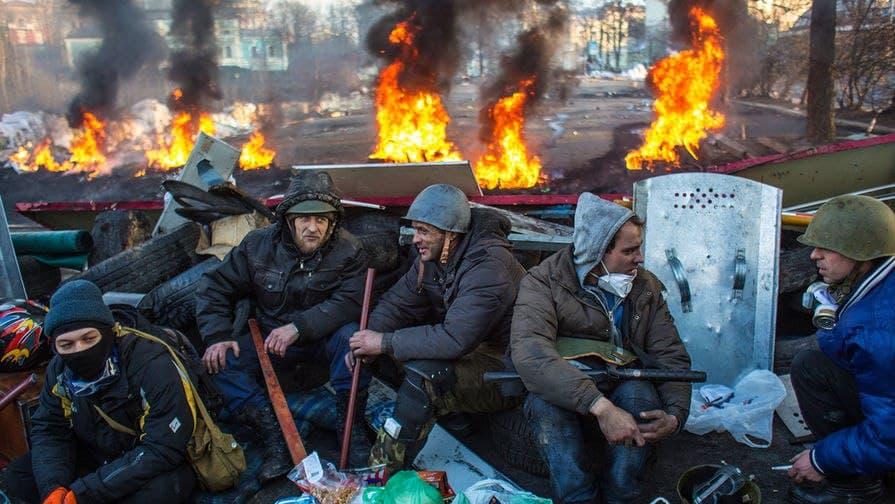 «Поменяли конституцию за8минут»: как сторонники «майдана» взяли власть