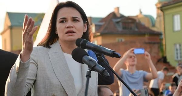 Тихановская вКонгрессе СШАпризвала ввести санкции против основных предприятий Белоруссии