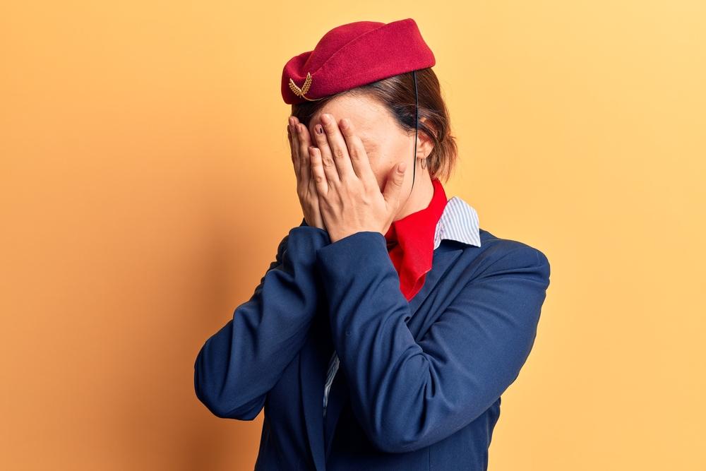 Российская стюардесса рассказала опассажирах, заставляющих ее«поволноваться»&nbsp