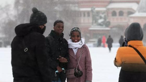 В Россию начали возвращаться иностранные туристы