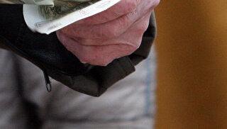 Иностранцы ограбили пенсионера в Москве