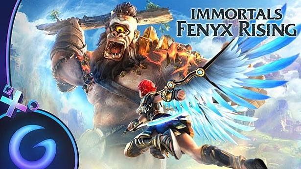 Появились первые оценки Immortals Fenyx Rising