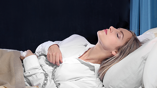 Кошмар наяву: сонный паралич