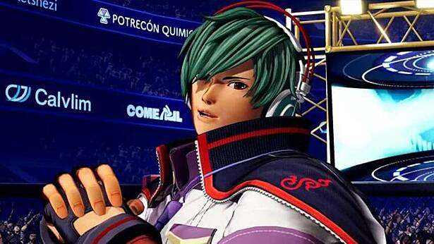 Вышел трейлер персонажа Шунь'эй из The King of Fighters XV