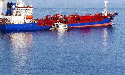11 украинских моряков попали в ловушку у берегов Африки