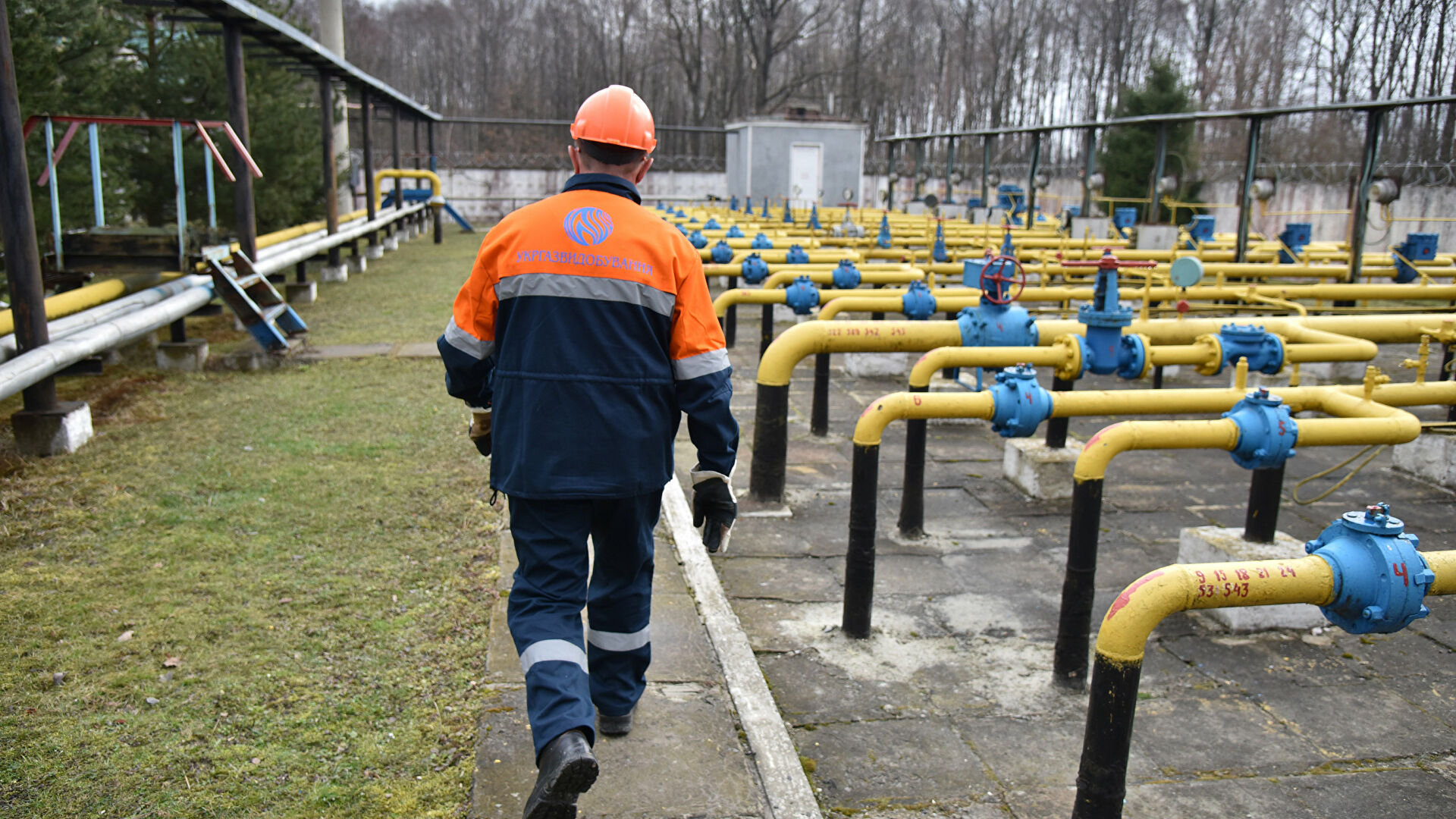 НаУкраине заявили ориске непережить зиму без российского газа